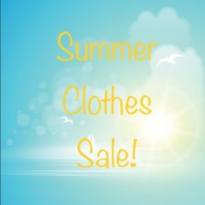 ☀️ SUMMER CLEAR OUT SALE ☀️